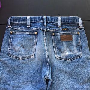 Wrangler Shorts - Vintage Wrangler Jeans